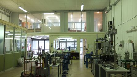 GEO-LABOR Laboratorio